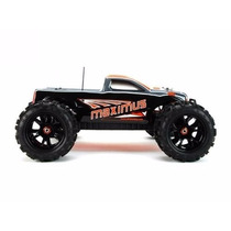 Carro Maximus Monster Truck Elétrico 1/8 4x4 Dhk 8382
