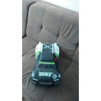Carro A Gasolina Com Controle Remoto 1.8 Turbo