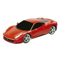 Carrinho De Controle Remoto Ferrari 458 - 1:24 Mania Virtual