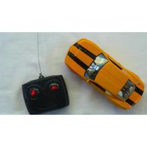 Carrinho De Controle Remoto Camaro Amarelo Confira Ds Vendas