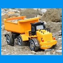 Caminhão De Areia 1/24 Construção Controle Remoto Rc