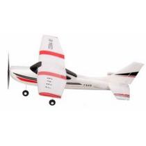 Avião Cessna F949 182 Wltoys 2.4ghz 3ch Airplane Aeromodelo