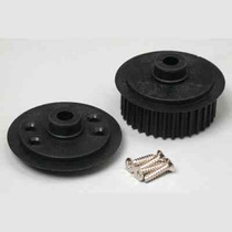 Tra 4881 - Traxxas Differential Side Cover Nitro 4-tec