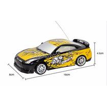 * Carro De Corrida Drift Racing King - Controle Remoto