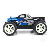Automodelo Carro Huanqi Mini Big Foot Ep 4wd 1/18 Rtr 710