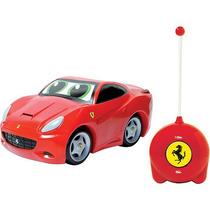 Carrinho De Controle Remoto Play And Go Ferrari California