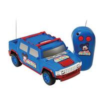 Carro Super Aventura A Casa Do Mickey Mouse - Candide