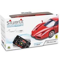 Carro Controle Remoto Bluetooth Ferrari Enzo Dtc Silverlit
