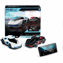 R.e.v. Robotic Enhanced Vehicles - Carros Robos - Wowwee