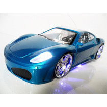 Carro Carrinho De Controle Remoto Ferrari F430