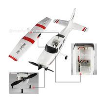 Avião Cessna Aeromodelo F949 182 Wltoys 2.4ghz 3ch Airplane