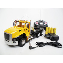 Carrinho Controle Remoto Mini Truck Bateria Recarregável