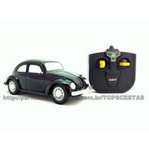 Único No Ml! Fusca Controle Remoto Licenciado Vw Herbie 1/24