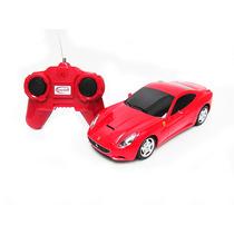 Carrinho Controle Remoto Ferrari California 7 Funções 1/24