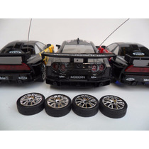 Carrinho Carro Controle Remoto Corrida Drift 4wd 4x4