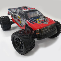 Automodelo Caminhonete Wltoys L969 1/12 2.4ghz 2wd Rtr Red