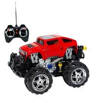 Carrinho Controle Remoto 4x4 Acrobatico 9 Funcoes Brinquedos
