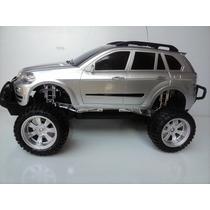 Jeep Raly Carrinho Controle Remoto Bateria Recarregável Cz