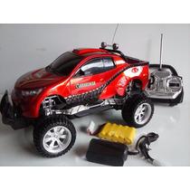 Carrinho Controle Remoto Top Speed Pickup F150 35cm Ecoop