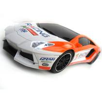 Lamborghini Corrida Carro Carrinho Controle Remoto 1:18