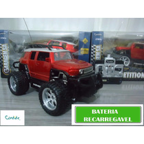 Carrinho Off Road Controle Remoto Hummer - Candide
