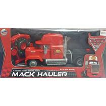 Caminhão Mack Hauler Disney Carros 2 Controle Remoto-bateria