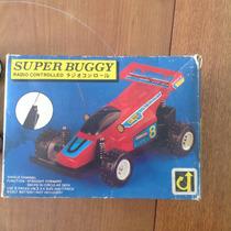 Carrinho Rádio Controle Super Buggy