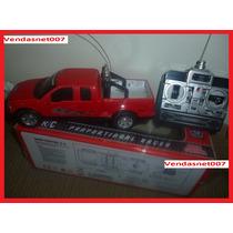 Carrinho Controle Remoto Carro Estilo Camionete 4x4 20x7cm