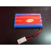 Bateria 9.6v 700mah Ni-cd 2 Pinos