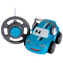 Carrinho Controle Remoto Fiat-fun 3 Funções