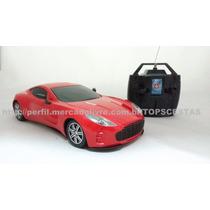 Carro Carinho Controle Remoto Supremus Coupé Estrela Ferrari