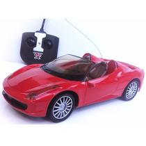 Carrinho Carro Brinquedo De Controle Remoto