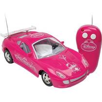 Carro Candide Rc 3 Funções Das Princesas - Corrida Encantada
