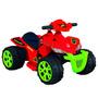 Quadriciclo Infantil Eletrico 6v Vermelho - Bandeirante