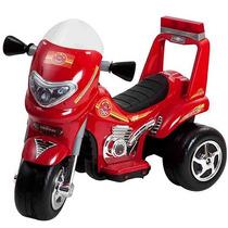 Moto Elétrica Infantil 6v Sprint Vermelha Jessica Brinquedos