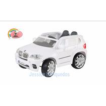 Mini Carro Elétrico Infantil Bmw X5 2 Lug Jessica Brinquedos