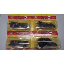Coleção Batmóvel Shell V Power