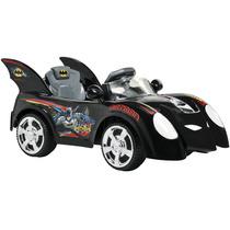 Brinquedo Carro Batman Controle Remoto El. 6 Vts Bandeirante