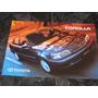 Folder / Catálogo / Pôster Toyota Corolla ( Raridade )