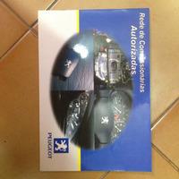 Manual Original Peugeot 206 Ano 2003
