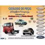 Catálogo Eletrônico De Peças Ford Ano 2001