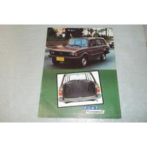 Catalogo Tecnico Fiat Panorama C Caracteristicas Tecnicas