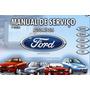 Manual Manutenção E Serviço Ford Escort Corrier Fiesta Ka