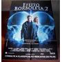 Cartaz/poster Cinema Filme Efeito Borboleta 2