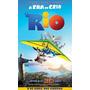 Poster A3 Do Filme Rio (ver. Luiz Buldogue Na Asa Delta)