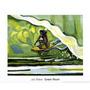 Poster (61 X 51 Cm) Green Room Jon Baker