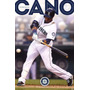 Poster (61 X 91 Cm) Seattle Mariners» - R Cano 14