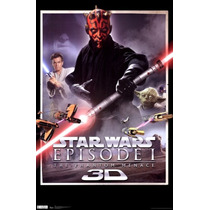 Poster (61 X 91 Cm) Star Wars - The Phantom Menace