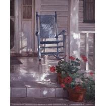 Georgia Do Balanço Cadeira Poster Impressão Georgia Janisse