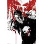 Poster (61 X 91 Cm) Punisher - Pistols